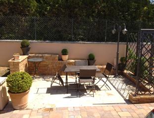 Création d'un patio à Bourgoin-Jallieu (38300)