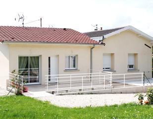 Maison à Bourgoin-Jallieu (38300) - Après