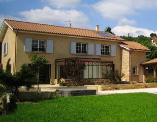 Maison à Saint-Savin (38300) - Après