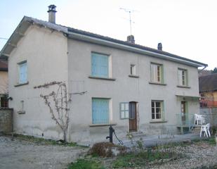 Maison à Saint-Savin (38300) - Avant