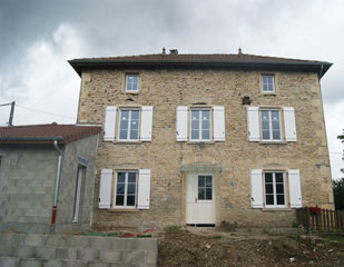 Maison à Four (38080) (38090) - Après