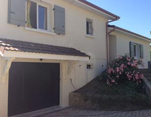 Maison à Roche (38090) - Après