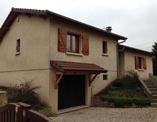Maison à Roche (38090) - Avant