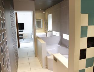 Création d'une salle de bain à Maubec (38300)