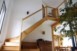 Escalier dans une rénovation Le Grand-Lemps (38690)