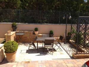 Une terrasse Bourgoin-Jallieu (38300)