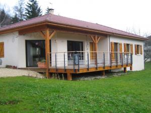 Construction d'une maison Meyrieu-Les-Étangs (38440)